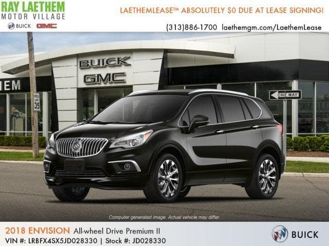 2018 Buick Envision AWD