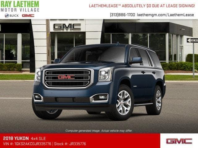 2018 GMC Yukon SLE 4x4