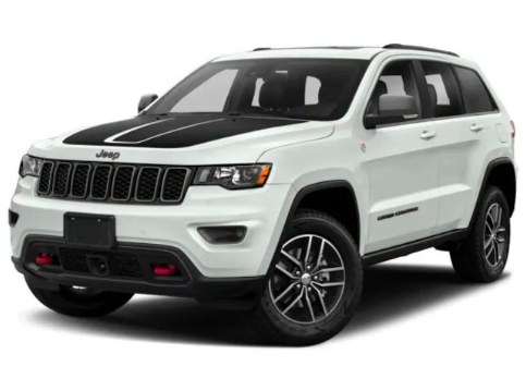 Grand Cherokee Trailhawk 4×4