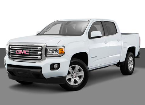 2019 GMC Canyon SLE