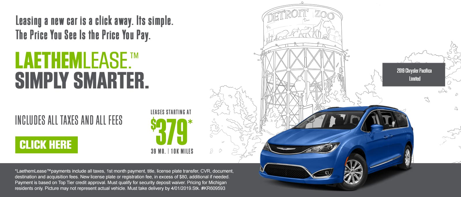 March 2019 Pacifica Lease Offer