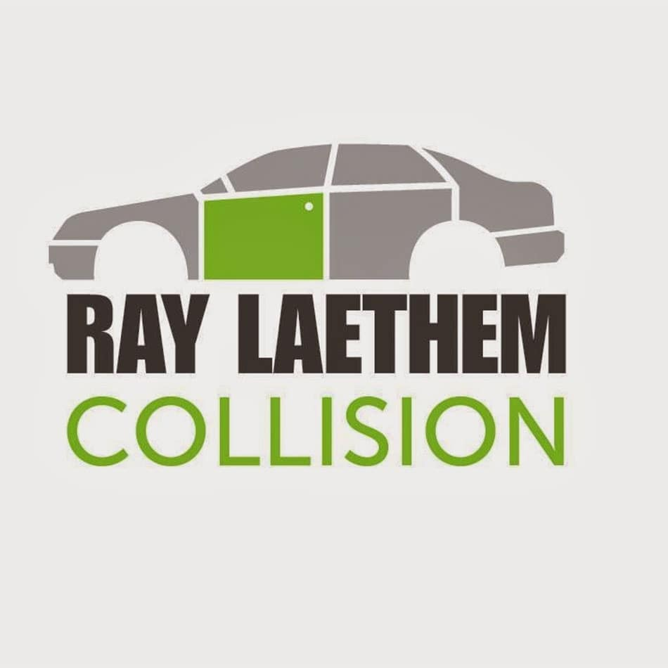 Ray Laethem Collision Center Logo