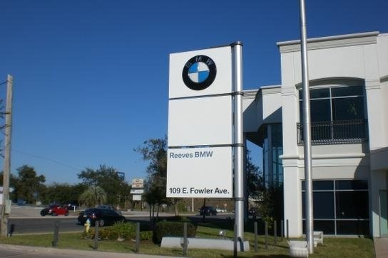 BMW Dealer Tampa