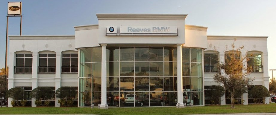 Reeves BMW Tampa Dealership