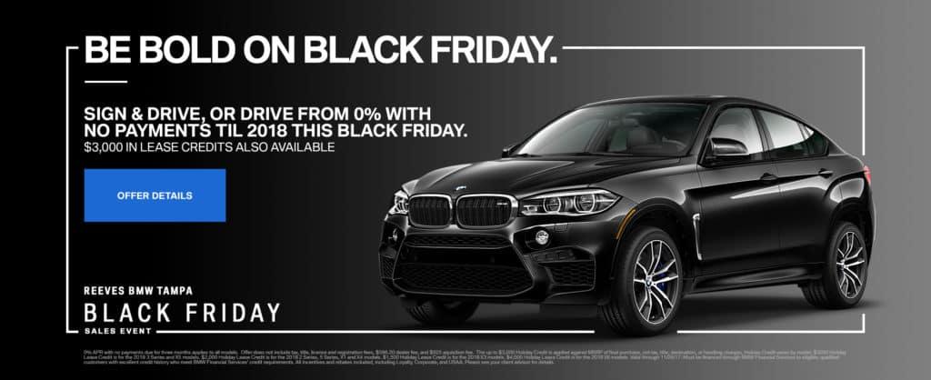 Black Friday Car Specials  Tampa Fl