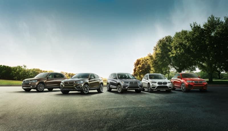 2018 BMW Vehicles