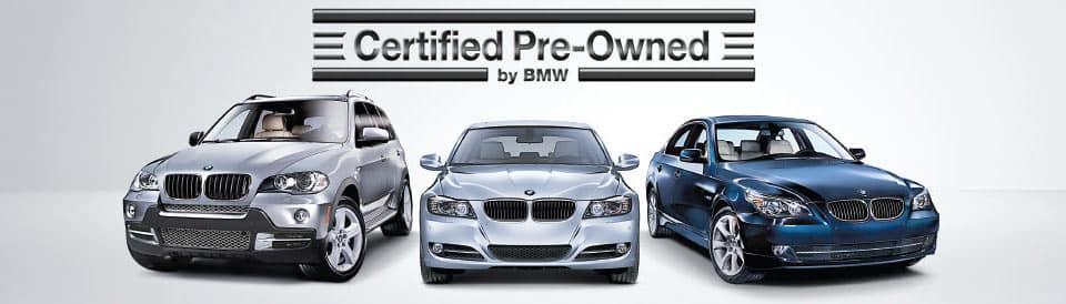 CPO BMW Vehicles