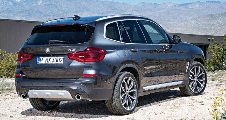The Bmw X3 Vs Lexus Rx Vs Mercedes Glc Bmw Offers More