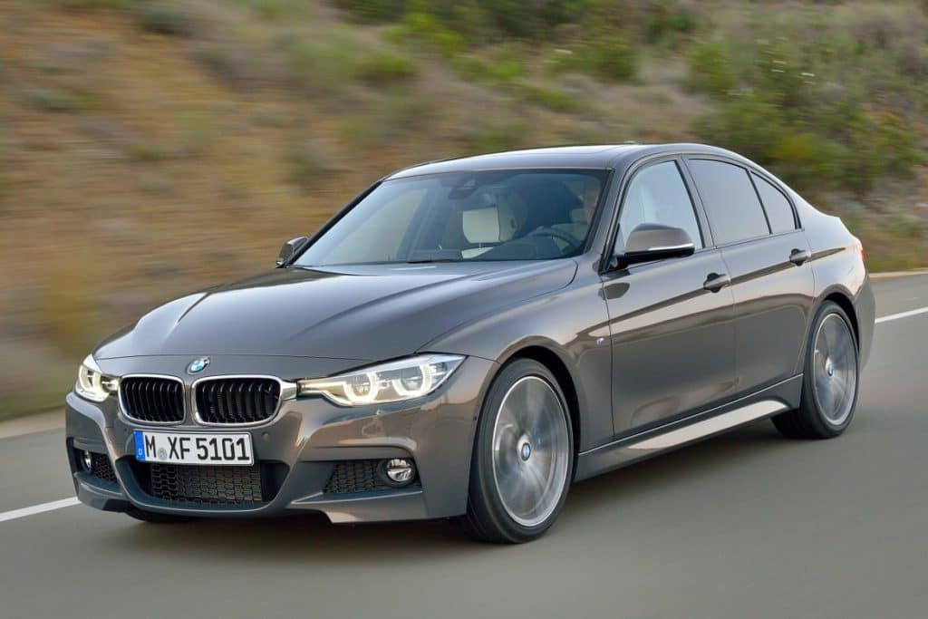 bmw 320 vs. lexus is vs. mercedes c-class: see why bmw offers more
