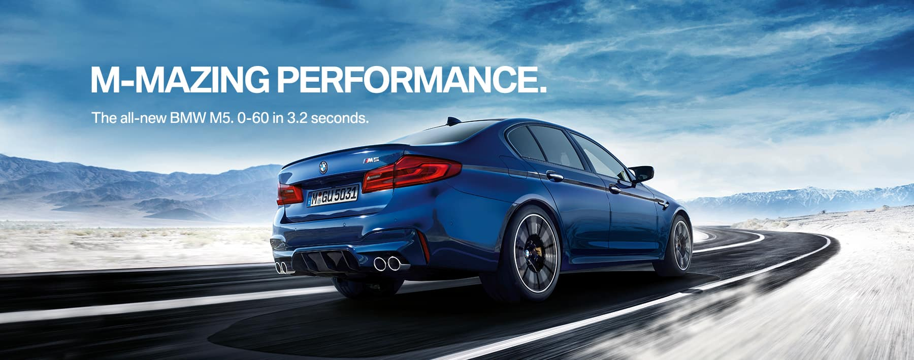 Bmw M5 0 60 >> The All New Bmw M5 Is Now Available Order Yours At Reeves Bmw