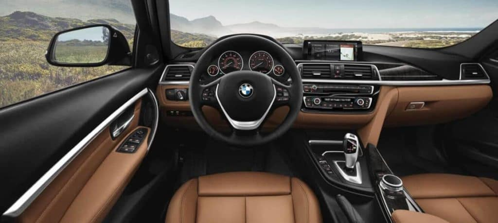 2018 BMW 3 Series Vehicle