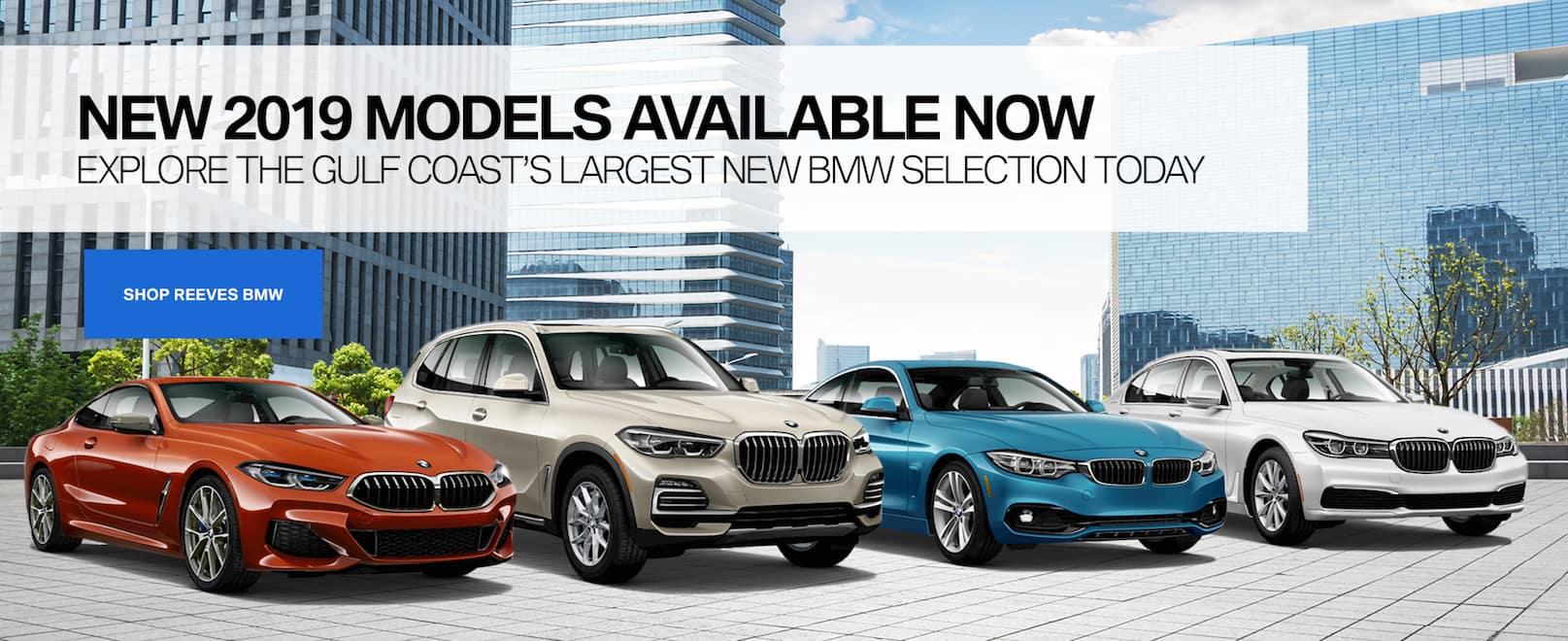 2019 BMW Models