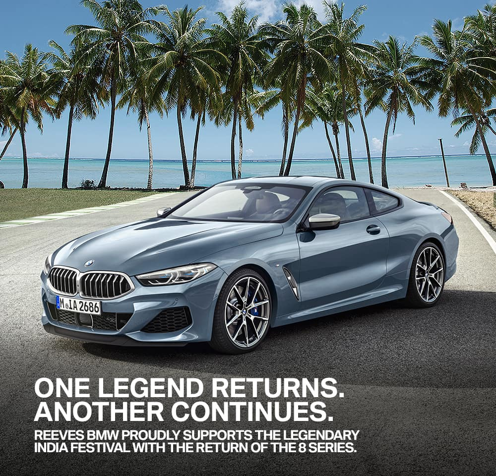 Reeves BMW India Festival Sponsor