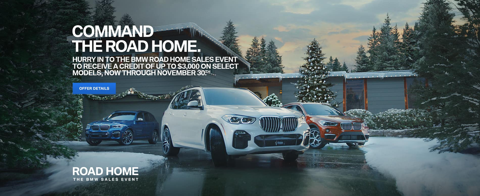 2018 BMW Road Home
