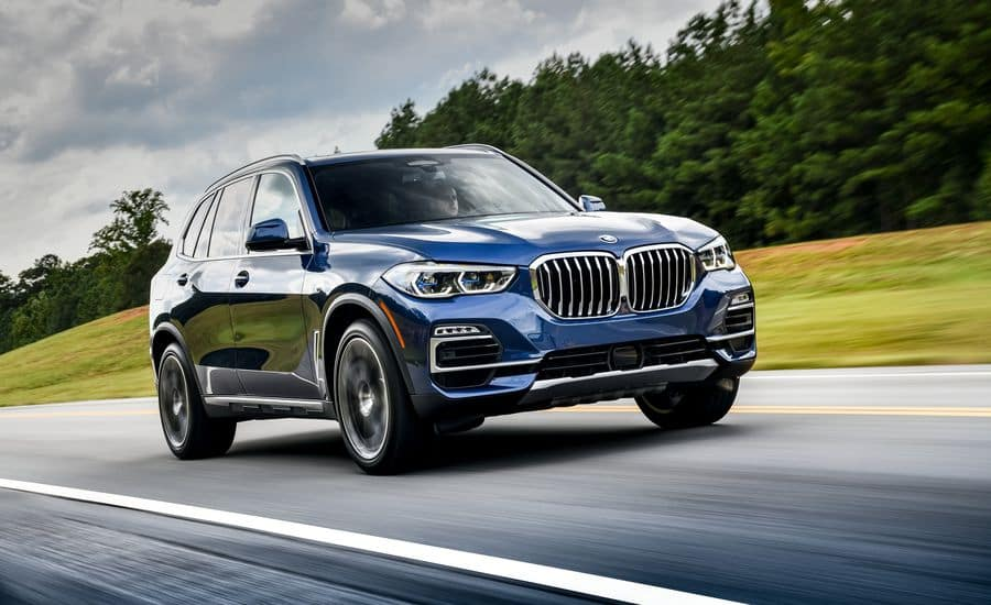Luxurious Capable The 2019 Bmw X5 At Reeves Bmw Tampa