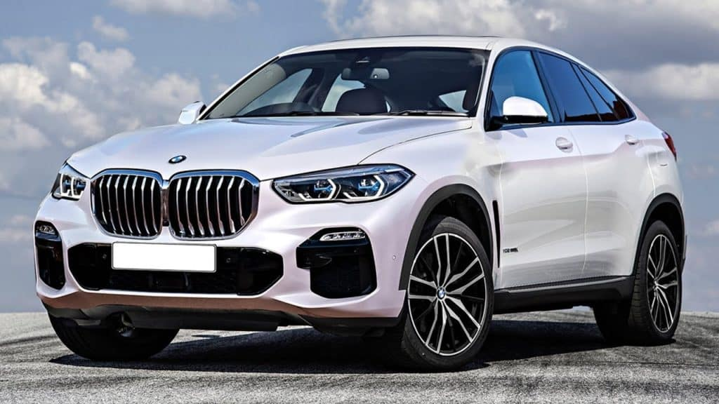Cruise The Streets In Style With The 2019 Bmw X6 Reeves