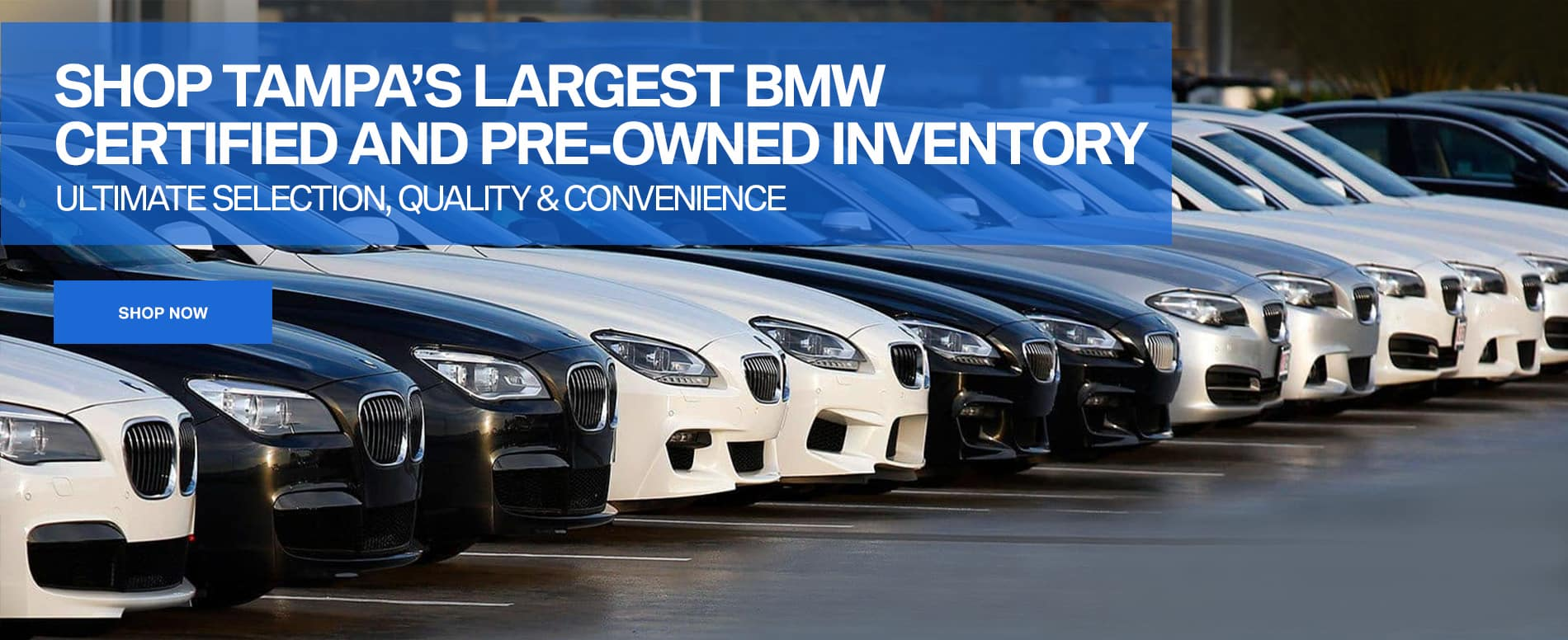 BMW Pre-Owned Inventory