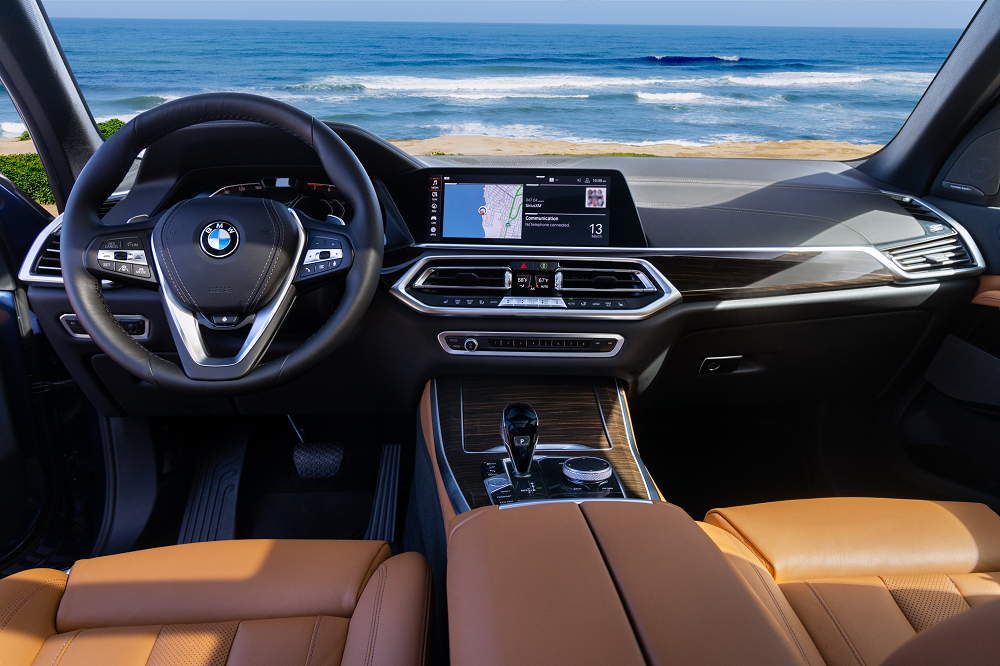 BMW X5 Technology Features