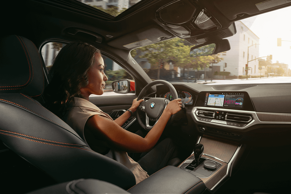 2020 BMW 3 Series Technology