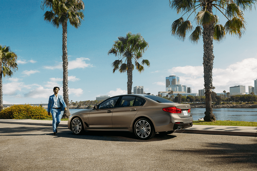 2020 BMW 5 Series Performance