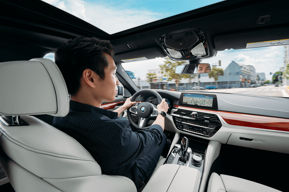 2020 BMW 5 Series Safety Features