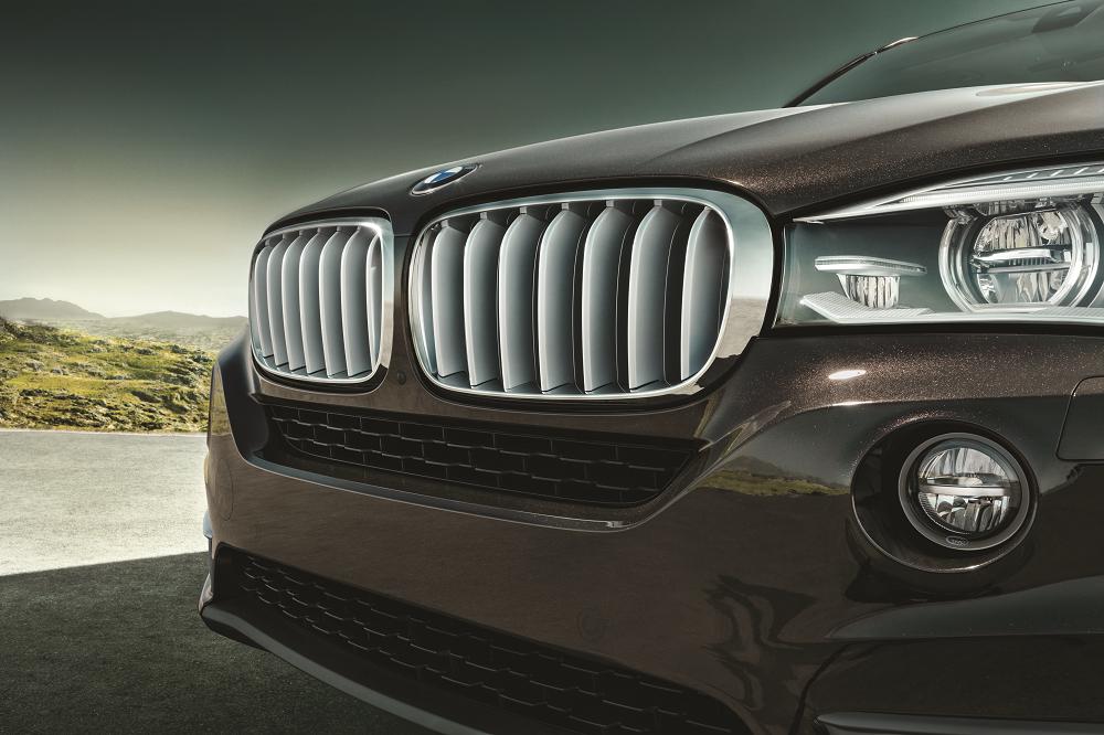 BMW X5 Safety