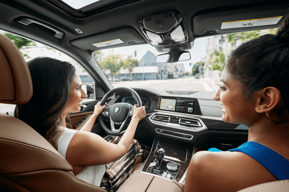 BMW X5 Safety Features