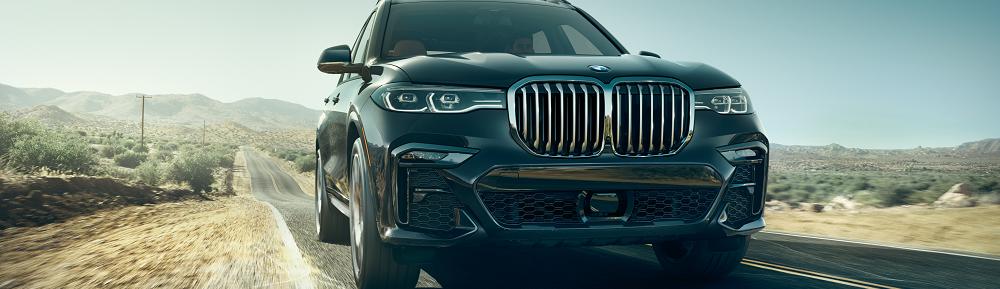 BMW X7 Performance Specs