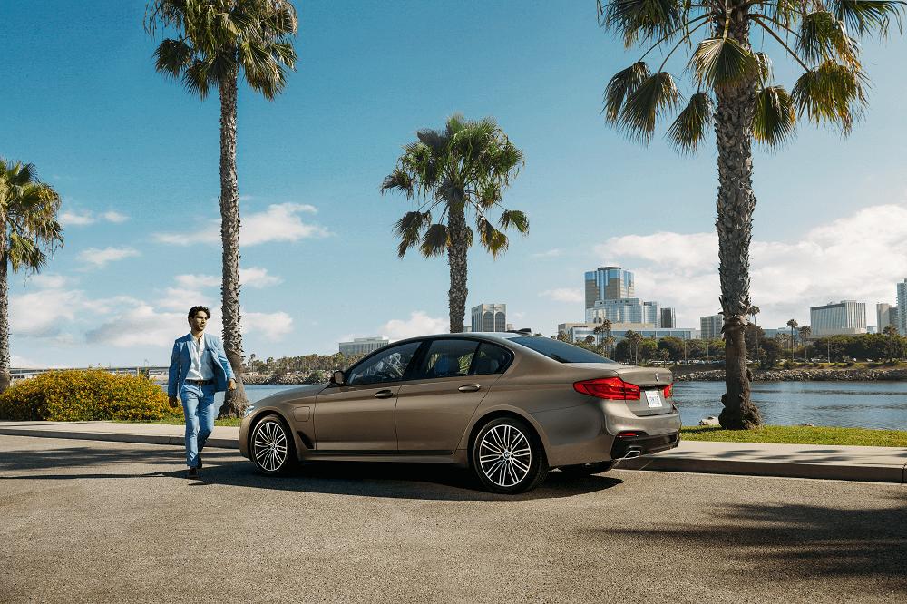 2020 BMW 5 Series Safety