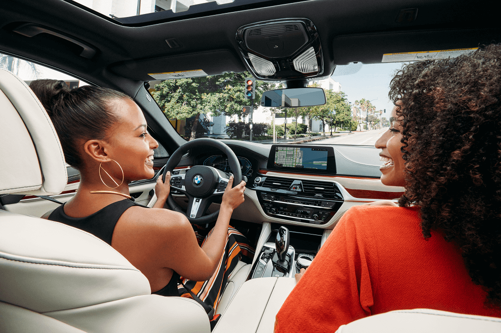 2020 BMW 5 Series Technology Features