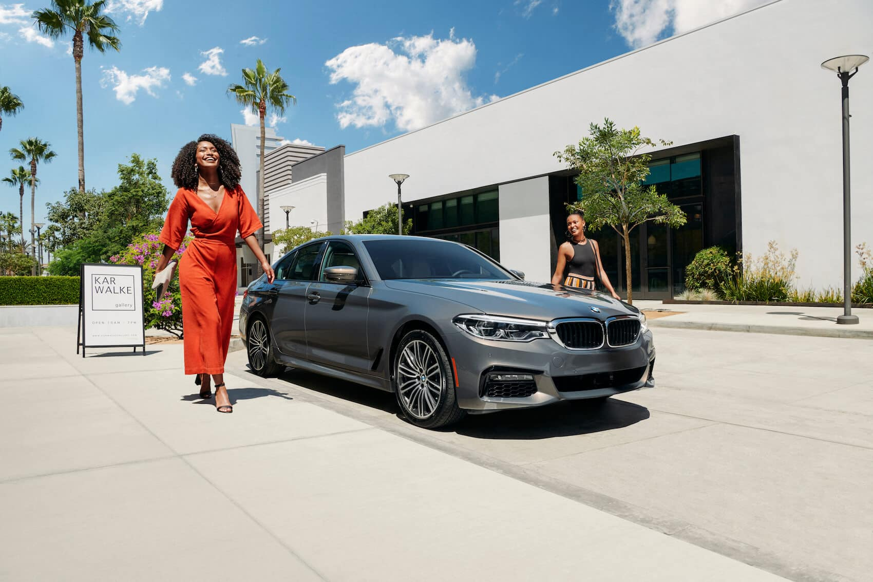 2020 BMW 5 series Tampa, FL
