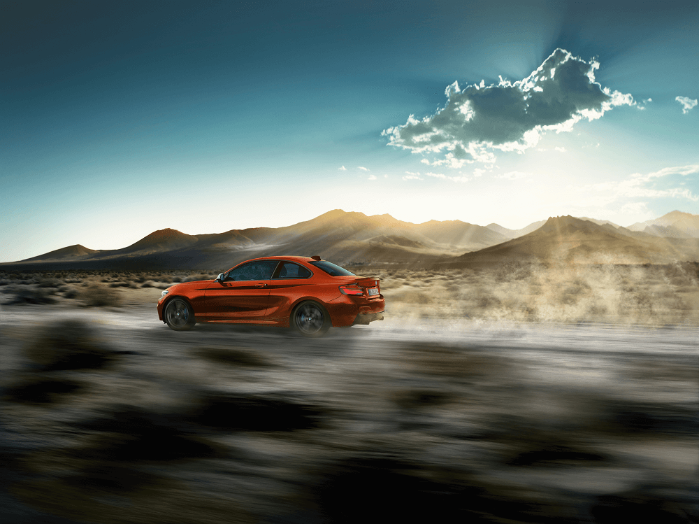 BMW 2 Series Safety Features