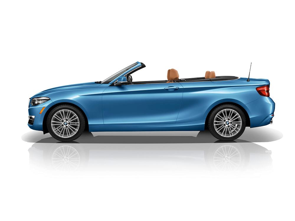 BMW 2 Series Exterior