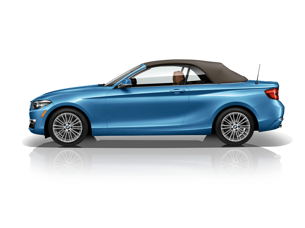 BMW 2 Series Dimensions Tampa, FL