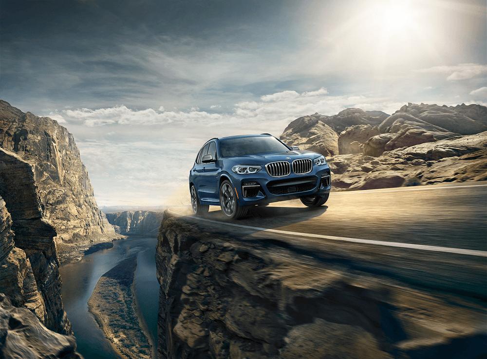 BMW X3 Safety