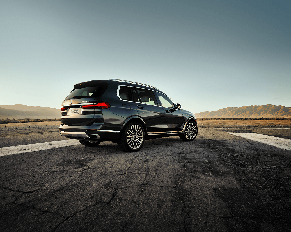 BMW X7 Safety Features