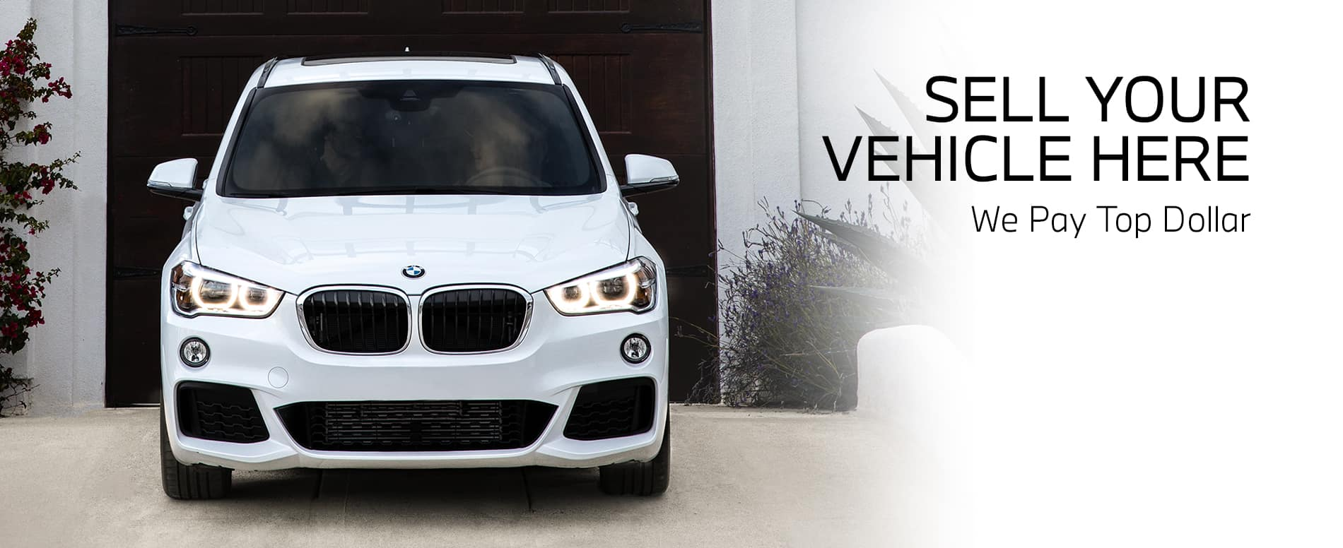 Reeves BMW Sell Your Vehicle
