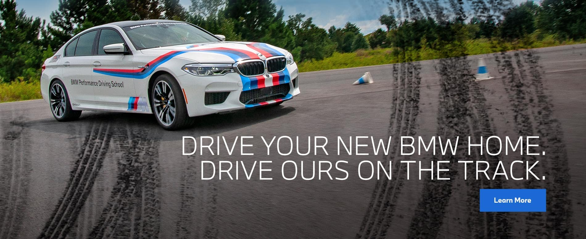 BMW New Owner Track Drive