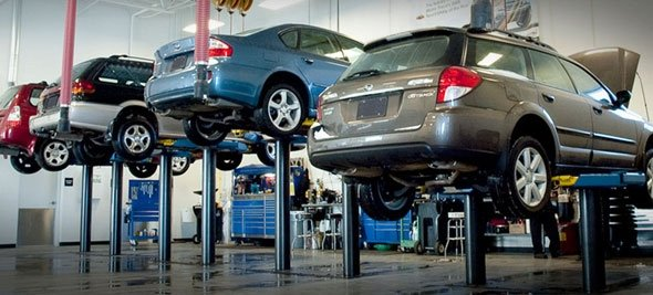 Subaru Vehicle Service