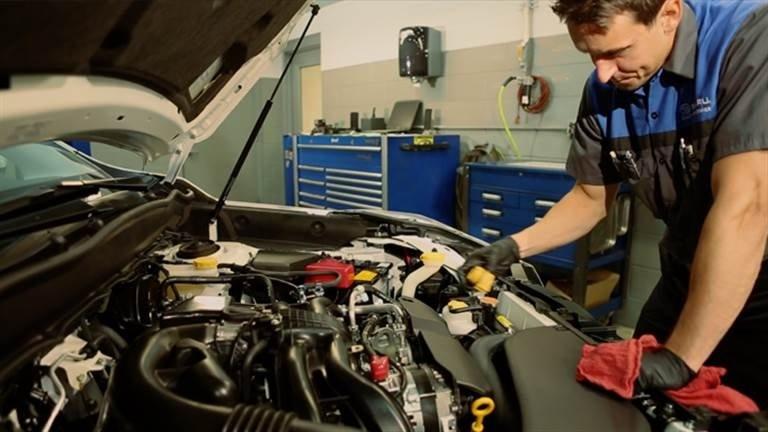 Subaru Genuine Service
