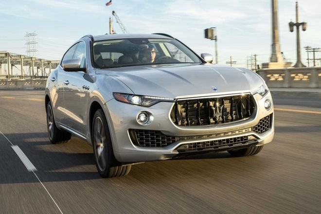 2017 Maserati Levante 5 Star Luxury On Sale Now At Our Tampa Dealer