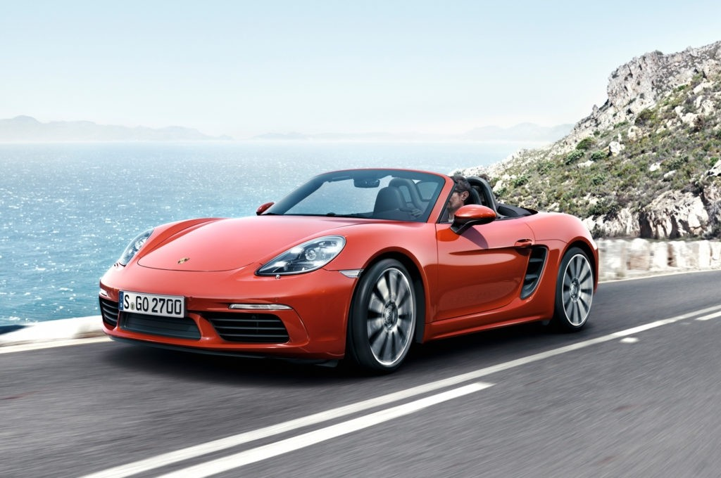 unrivaled thrills of the 2017 porsche 718 boxster at our tampa dealer