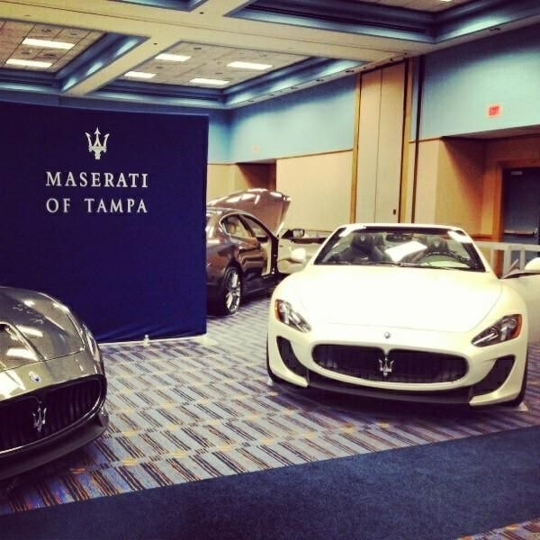 Best Maserati Service In Tampa Only One Maserati Dealer Delivers