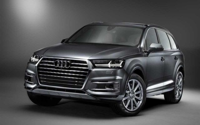 The Classy Audi Q Is Available At Our Wesley Chapel Dealer - Audi sub