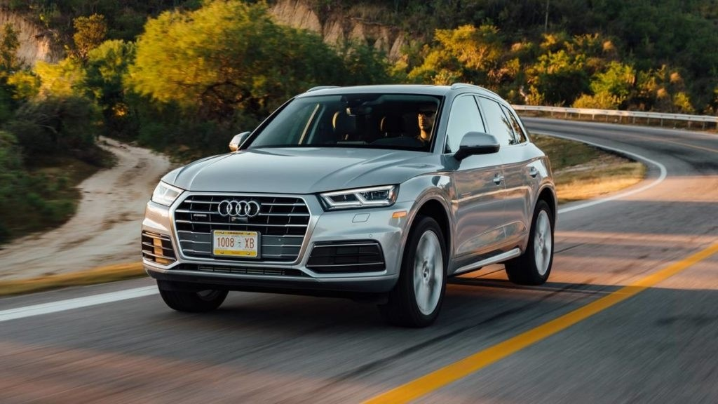 The New Audi Q Offers Brandon Drivers Unrivaled SUV Luxury - Audi q5 family car