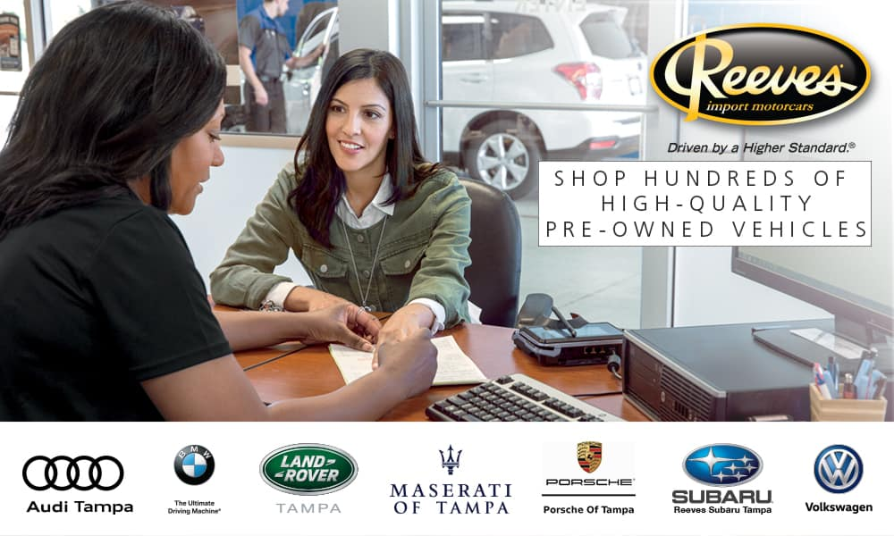 Hurricane Recovery Used Cars Reeves Import Motorcars