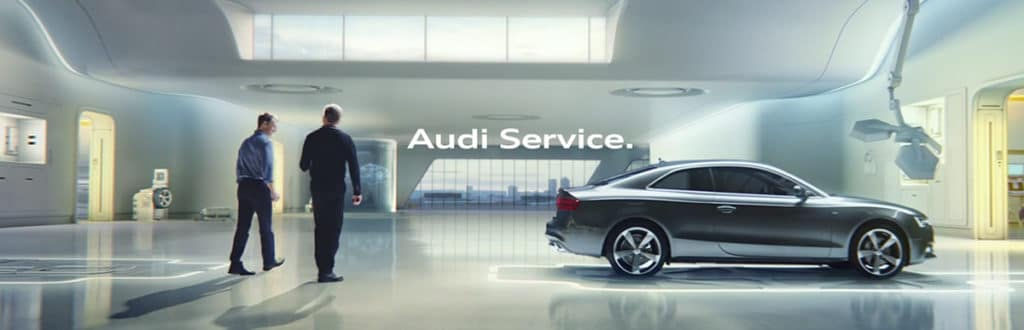Audi Dealership Service
