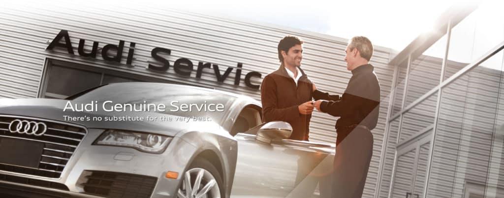 Audi Genuine Service