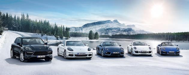 Porsche Lease Service And Apparel Discounts At The 1