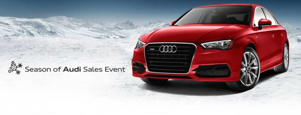 Save Big This Black Friday With The Season Of Audi At Our Tampa - Audi car lot